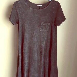 Acid Wash Black Carly LuLaRoe XS Dress 2 4 6